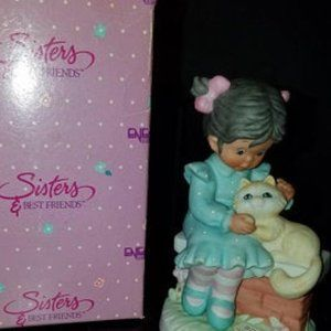 ENESCO Sisters and Best Friends Figurine Statue